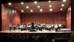 Band, Orchestra Earn First Division Ratings at MSBOA District Festival